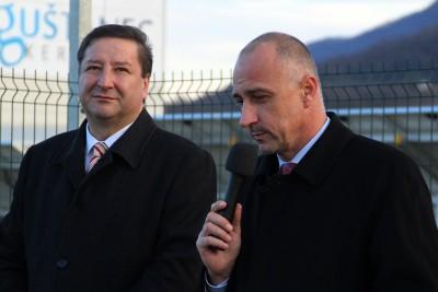 Ministar gospodarstva Ivan Vrdoljak u Lepoglavi u rad pustio solarnu elektranu